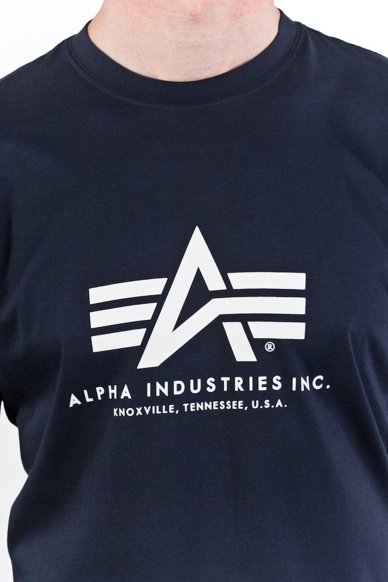 alpha industries premium t shirt. Black Bedroom Furniture Sets. Home Design Ideas